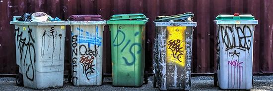 Abfallgerüche entfernen