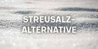Streusalz-Alternative
