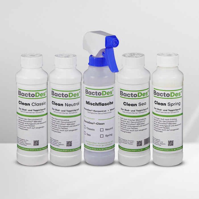 BactoDes-Clean Kennenlern-Set