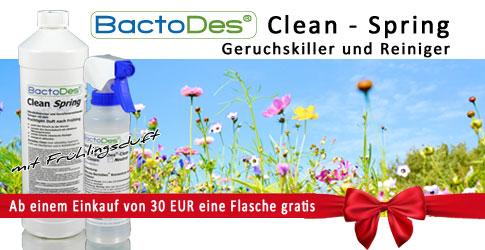 BactoDes Clean Gratis